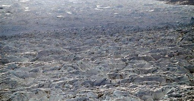 Greenland losing ice fast, but not runaway pace