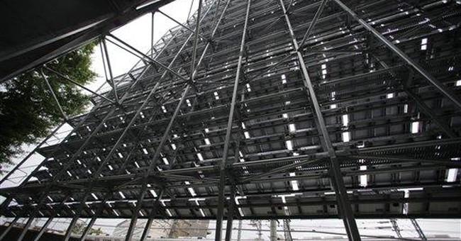 Crisis-hit Japan mulls shift to renewable energy