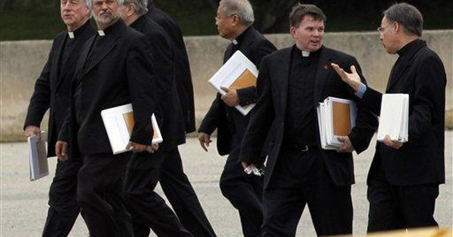 Philly priests, suspended 1 year, could learn fate