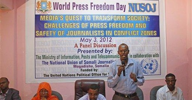 Somber World Press Day in Somalia after 5th death