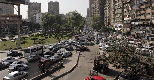 With Egypt's political chaos, disorder in streets