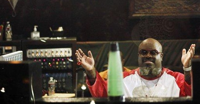 Cee Lo Green says he's sticking with 'The Voice'