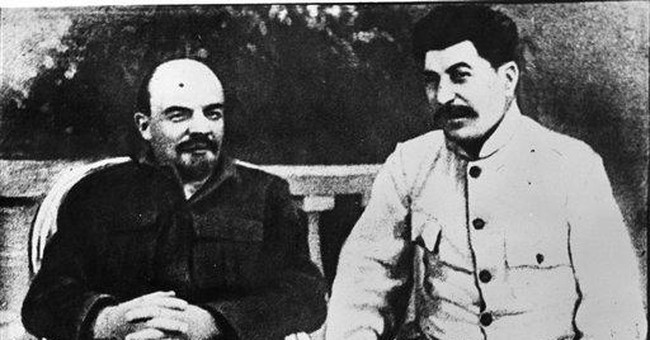 What killed Lenin? Stress didn't help, poison eyed