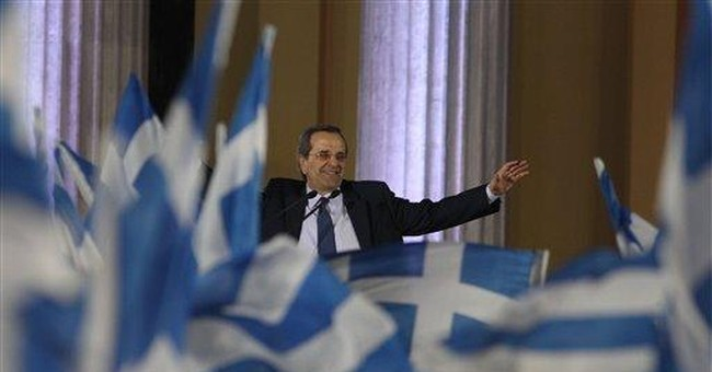 Austerity-weary Greece faces electoral impasse