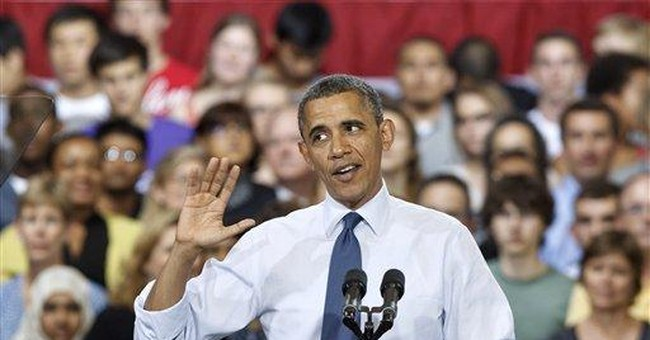Obama's image an issue in French presidential race