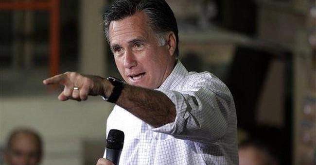 Romney targets 4 percent unemployment