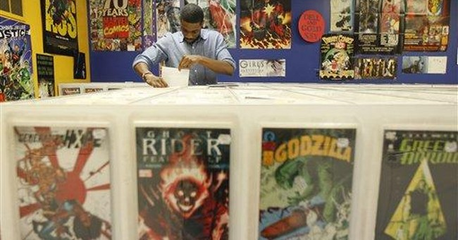 Free comics? Zoiks! Promotion aims for new readers