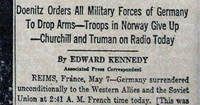 AP apologizes for firing reporter over WWII scoop