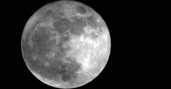 Look! Up in the sky! It's Supermoon! Due Saturday