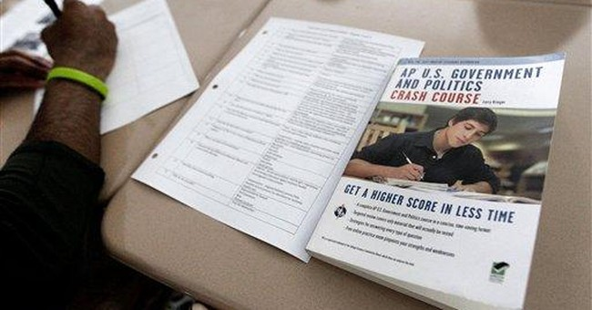 AP surges as tool for schools raising standards