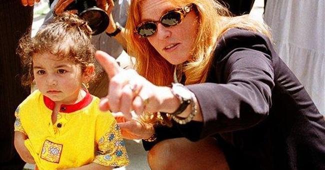 Sarah Ferguson tried in absentia in Turkey