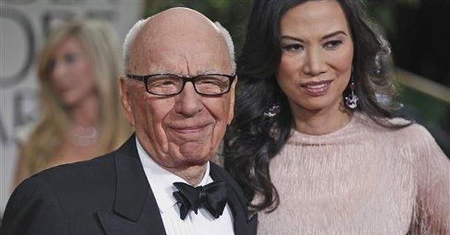 Murdoch scandal follows classic media baron script