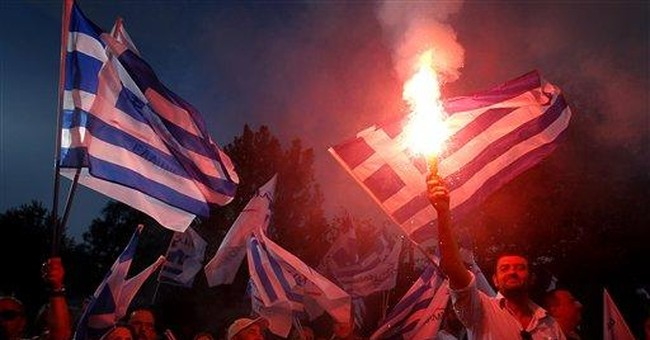 Greek election critical and uncertain