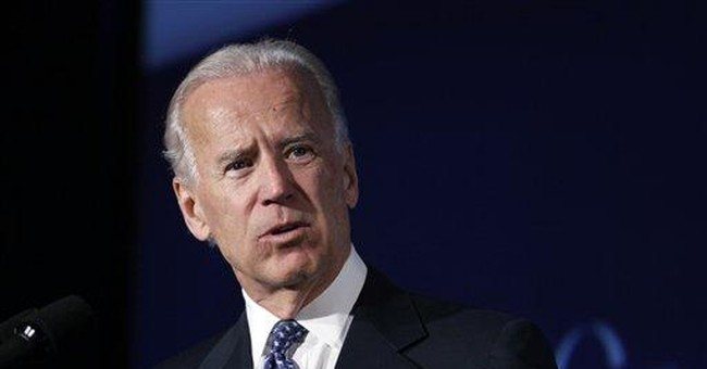 Biden OK with equal rights for married gay couples