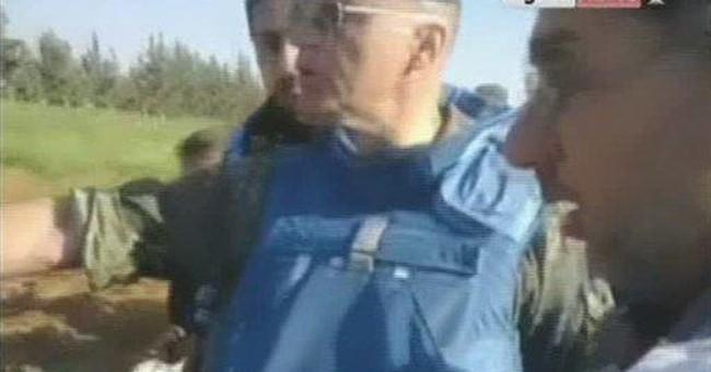 Turkish premier: Syrian regime weaker every day