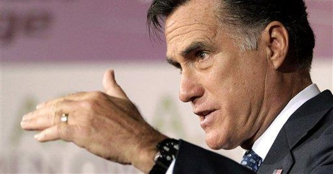 Sound familiar? Obama, Romney hitting same notes