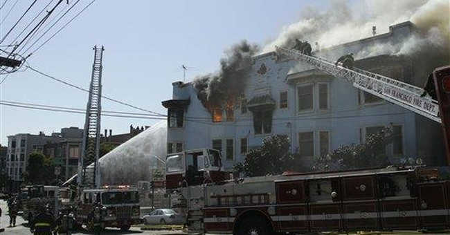 Officials: 37 left homeless in San Francisco fire