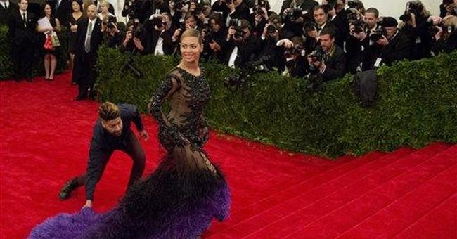 Stars dress for Wintour-hosted, Prada-themed gala