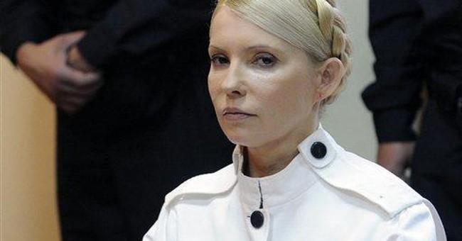 Tymoshenko's daughter meets German minister