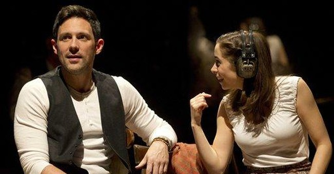 Broadway show 'Once' will tour in summer 2013