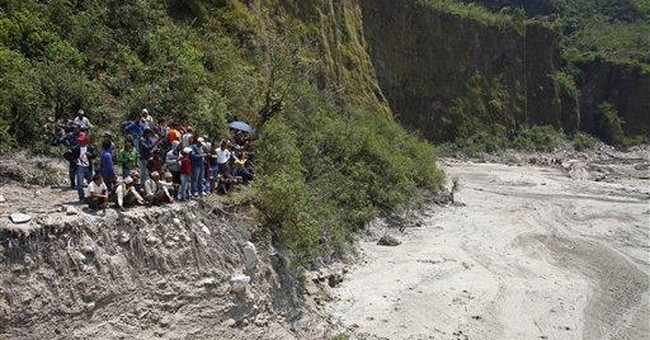 Nepal flood death toll rises to 17; 47 missing