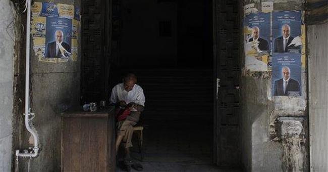 Egypt's extremist Islamists flex their muscles