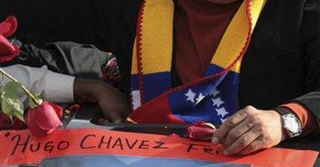 Venezuela's Chavez back on the air after silence