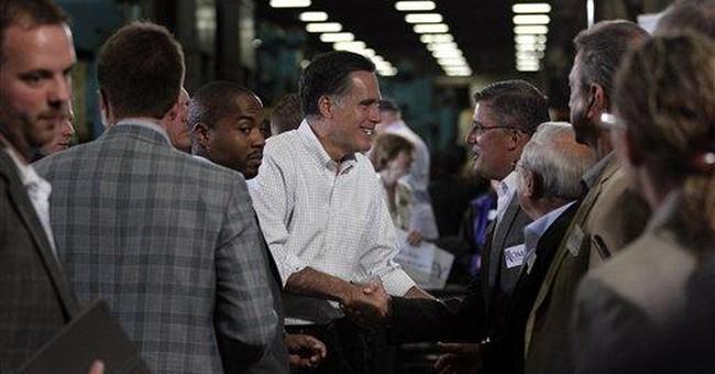 Did Romney earn tax credits for overseas profits?