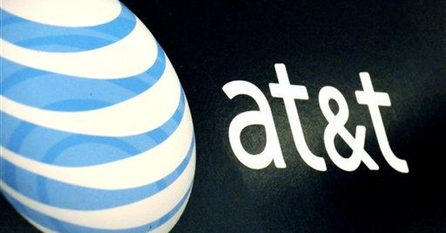 AT&T barges into home security and automation