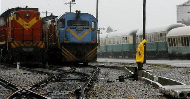 Cuba warns of rising rail danger, faster trains