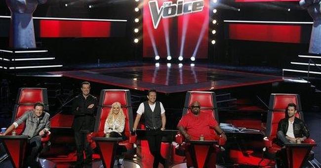 'The Voice' crowns second-season champion