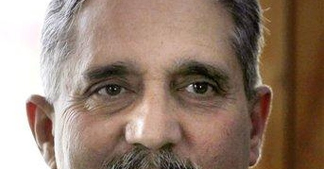 AP Interview: Pakistan army says US scapegoating