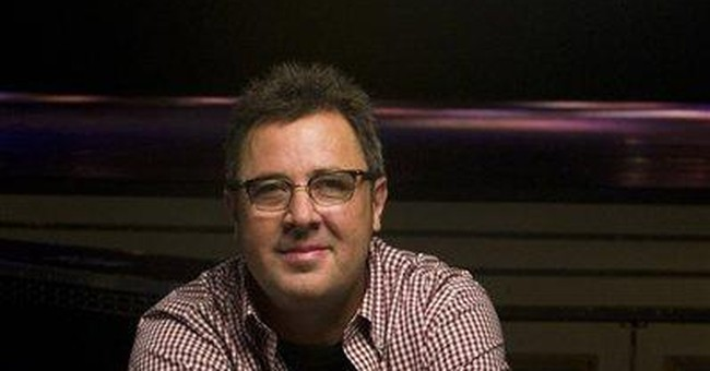 Vince Gill feels free as an independent artist