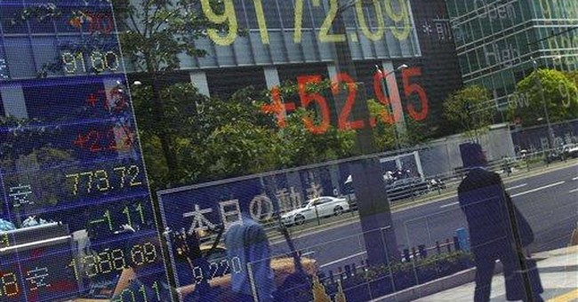 European stocks down on Greek political turmoil