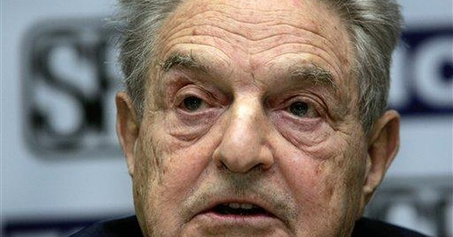 Soros' $2M gift may show new support from liberals