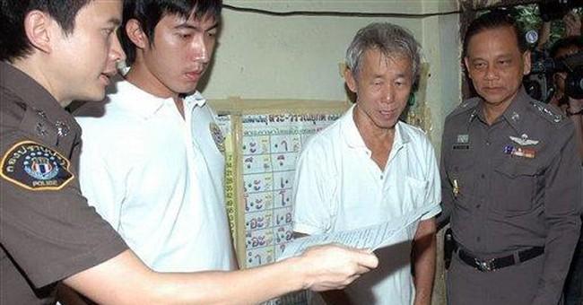 Liver cancer cited in death of Thai text prisoner