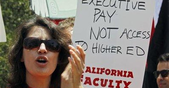 University of California weighs more tuition hikes