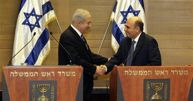 Netanyahu emerges as strongman with unity deal