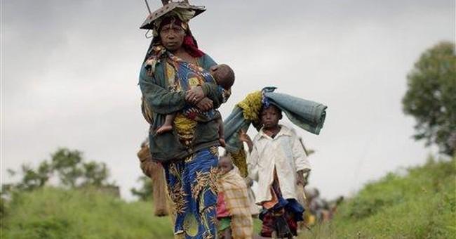 Dissident Congo colonel says his men won't disarm