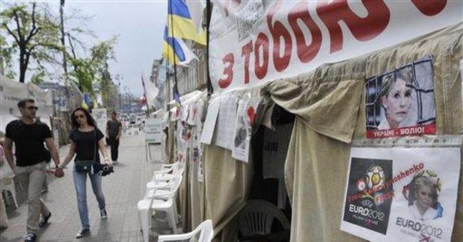 Tymoshenko ends hunger strike in Ukraine