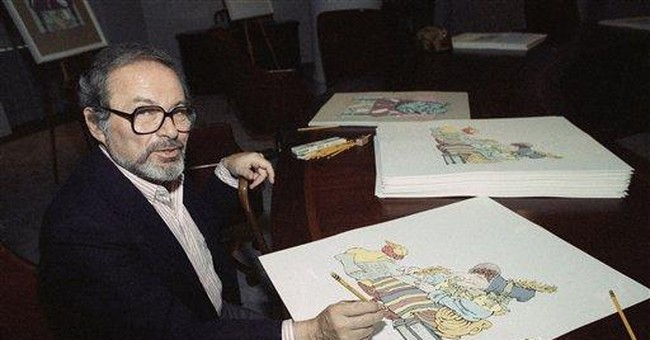 Recalling Sendak's 'dark and clear-eyed view'