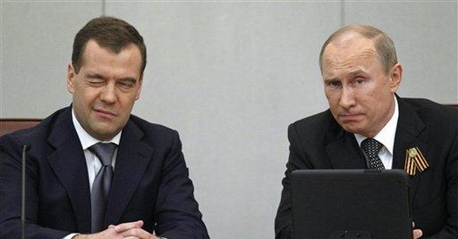 Putin strikes back at critical Russian lawmakers