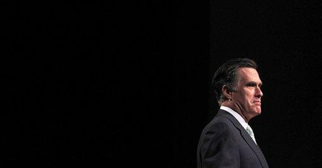 Romney goes after Obama's core campaign message