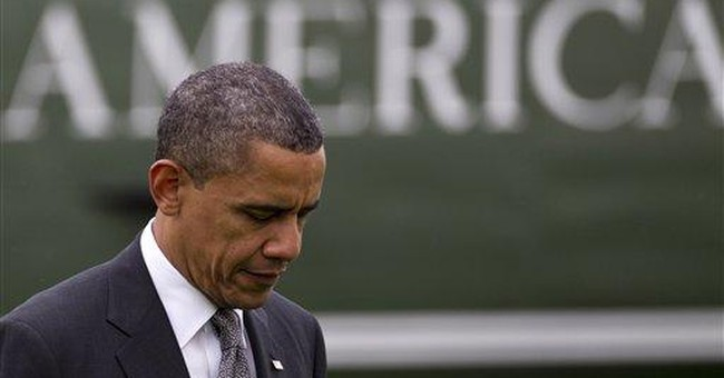 Against Obama, even a jailbird gets some votes