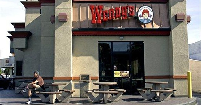 Wendy's cuts 2012 forecast, citing higher costs