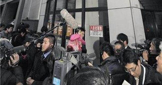 Japan police nab inmate after underwear jailbreak