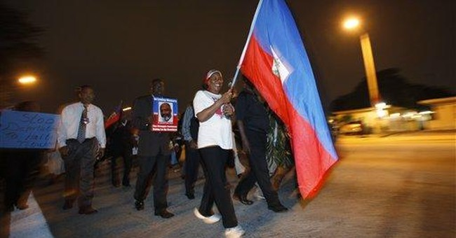 Haitians in Florida mark earthquake anniversary
