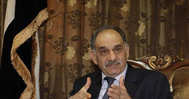 AP Interview: Iraq official calls for PM's removal