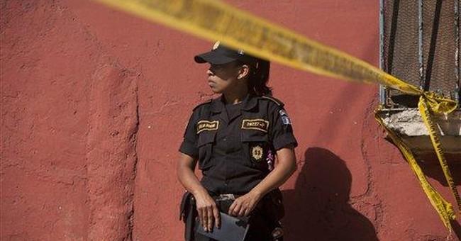 Guatemalan congressman slain outside party HQ