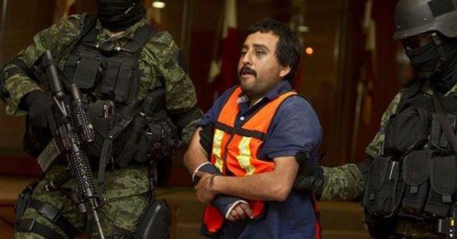 Mexico catches alleged key Zeta leader